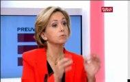 """PP3 - Valérie Pécresse : """"On voit revenir la gauche laxiste, celle qui augmente les impôts"""""""