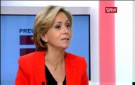"""PP3 - Valérie Pécresse : """"La gauche a rétabli le mille-feuille des collectivités locales, c'est une faute."""""""