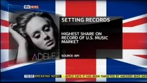 British music is more commerical successful than it is today