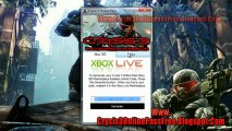 How to Get Crysis 3 Online Pass Free on Xbox 360 And PS3