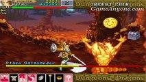 [CVSK] Dungeons & Dragons: Shadow Over Mystara (Arcade) [HD] Part 10: Flame Salamander