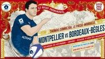 La boite à gifles du Montpellier Hérault Rugby - Episode 13 Saison 3 : Bordeaux 23/02/2013