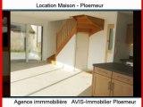 Location Maison Ploemeur 56270 - 104 m2
