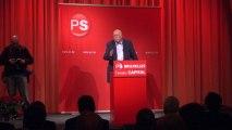 Congrès PS Bruxellois - Discours Charles Picqué