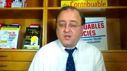 Le direct de Contribuables Associés avec Olivier Bertaux