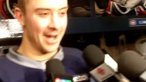Montreal Canadiens' Josh Gorges after practice