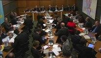 Intervention en commission du développement durable lors de l'audition de Jean-Marc MICHEL et Bernard CHEVASSUS AU LOUIS, préfigurateurs de l'Agence nationale de la Biodiversité