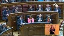 """Rajoy: """"Ni brotes verdes ni nubes pasajeras"""""""