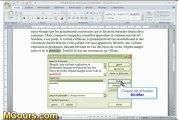 Tutoriel WORD 2007: Cours N°11 Verifier Orthographe et Grammaire dans Word 2007