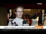 Ma történt Esküvő kiállítás a Primás Pincében 2013.02.20.