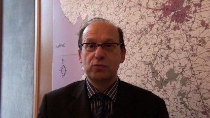 Gilles DETERVILLE explique la position du groupe sur le logement social