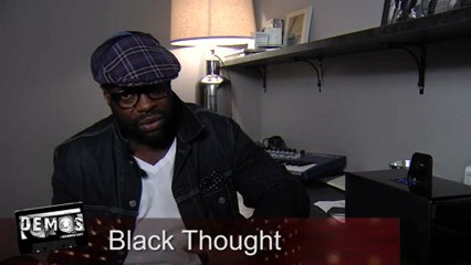 "DEMOS — Black Thought: ""Choose Your Lane"""