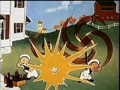 Popeye Patriotic Popeye