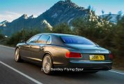 2014 Bentley Flying Spur sedan - Details