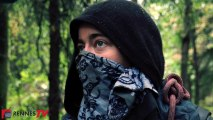 Notre Dame des Landes : la forêt de Rohanne au troisième jour de la résistance