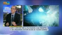 Sony dévoile la Playstation 4 : Anthony Morel - 21 février - BFM Business
