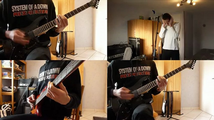 The Metro - System of a Down Cover