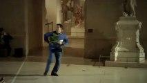 Les Médusés. Un parcours chorégraphique de Damien Jalet au Louvre