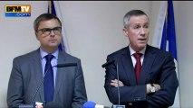 """Policiers tués : le 4x4 a """"délibérement percuté"""" la Bac - 21/02"""