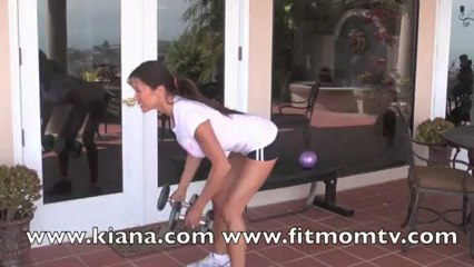Demo: Bent Over Rows