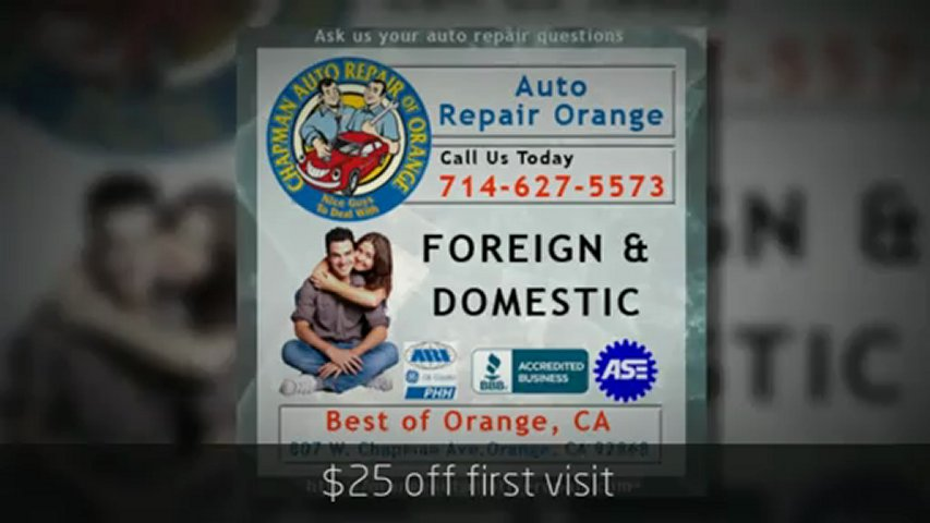 714.395.5618 ~ Lexus Repair Tustin Lexus Repair Orange