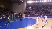 But Minel / Créteil - PSG / 16ème journée LNH Handball