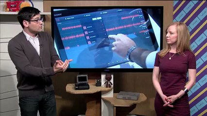 Unique Features of Sony Products Showcased at CES 2013
