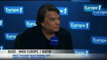 """Tapie, candidat à la mairie de Marseille ? """"Non, non, non"""", dit sa femme"""