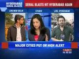 Hyderabad Blasts: IED used in Hyderabad terror attack