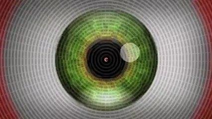 Eye - Optical illusion - Vidéo Dailymotion