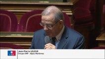 Jean-Pierre Leleux, Sénateur des Alpes-Maritimes : Attribution de croix de l'ordre national du mérite aux officiers de gendarmerie