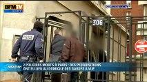 Policiers tués : perquisitions aux domiciles du chauffard et son passager – 22/02/13
