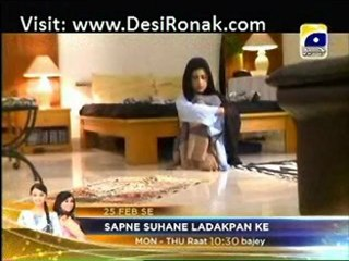 Saat Pardon Main Episode 22 - February 22, 2013 - Part 2
