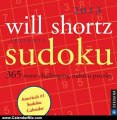 Calendar Review: Will Shortz Presents Sudoku 2013 Day-to-Day Calendar: 365 More Challenging Sudoku Puzzles by Will Shortz