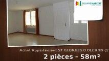 A vendre - Appartement - ST GEORGES D OLERON (17190) - 2 pièces - 58m²