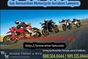 San Bernardino Accident Lawyer - Car Accident Attorney, Motorcycle & Truck Accident Attorney