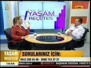 4.Bölüm Ülke Tv - Mustafa Kılınç Yaşam Reçetesi Programında