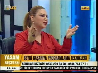 3.Bölüm Ülke Tv - Mustafa Kılınç Yaşam Reçetesi Programında