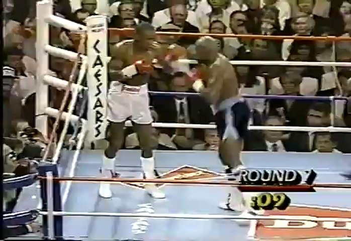 Marvin Hagler vs Sugar Ray Leonard 1987-04-06