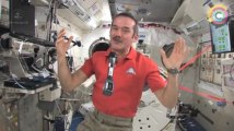 Chris Hadfield on a situation he didn't train for