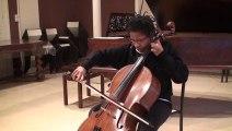 Prélude 3ème Suite Violoncelle J.S. Bach