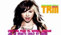 Christina Perri vs. Michael Jackson Jar of Hearts (Hold my Hand)