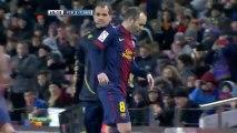 Барселона - Севилья 2 тайм