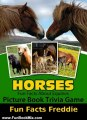 Fun Book Review: Quiz Games For Kids About Horses (Games For Kindle Fire) by Fun Facts Freddie, Kids Games Hero