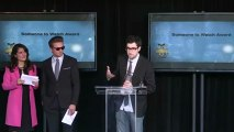 2013 Spirit Awards-Jeremy Renner Presents-Someone to Watch Award Winner-Adam Leon via