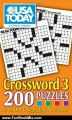 Fun Book Review: USA TODAY Crossword 3: 200 Puzzles from The Nation's No. 1 Newspaper (USA Today Crosswords) by USA Today