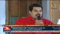 Maduro: Hay un solo presidente y se llama Hugo Chávez