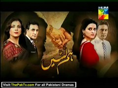 Humnasheen Episode 2 By HumTv Preview