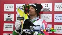 Esquí Alpino - Pinturault se lleva el eslalon gigante de Alemania