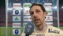 Interview de fin de match : Valenciennes FC - Toulouse FC - saison 2012/2013